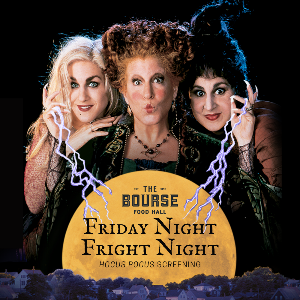 Hocus Pocus at The Bourse